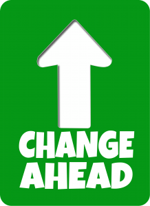 Image: Change ahead. A blog post about reasons to change career. https://lucystanyerlifecoach.com/career-change-coaching/