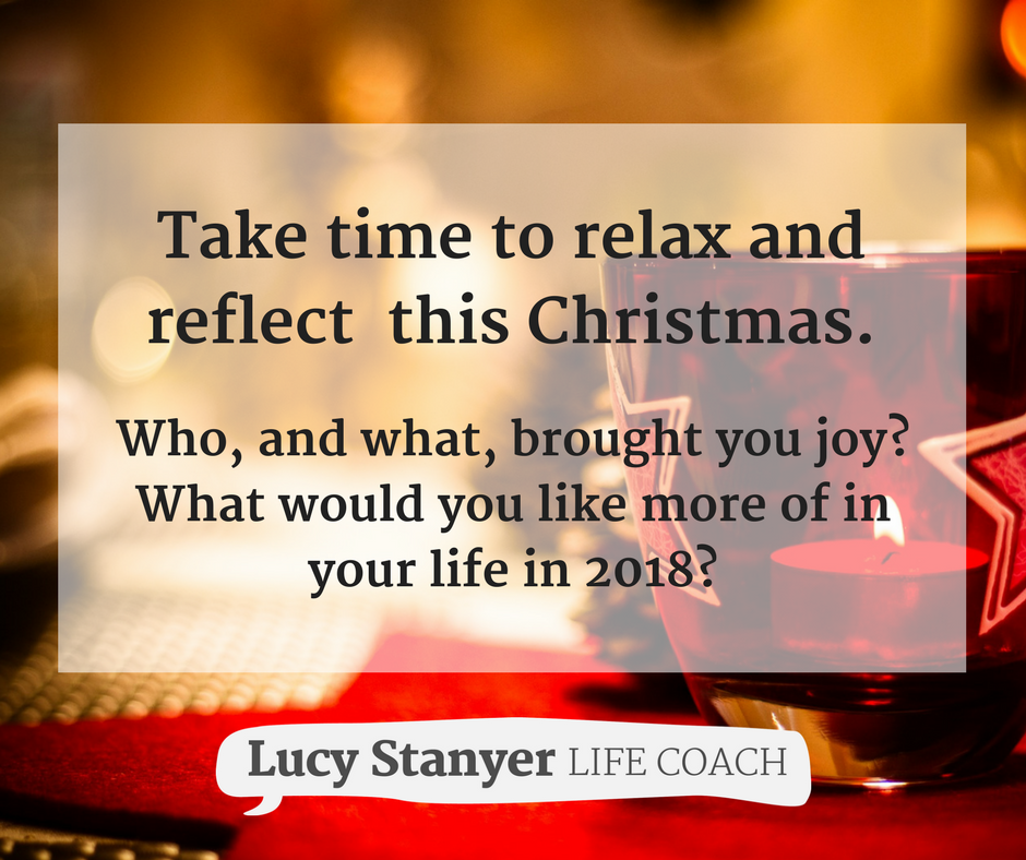 Take time to reflect this Christmas