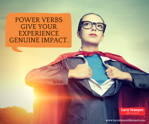 Power Verbs_ How To Boost Your CV With A Few Easy Words - Lucy Stanyer Life Coach
