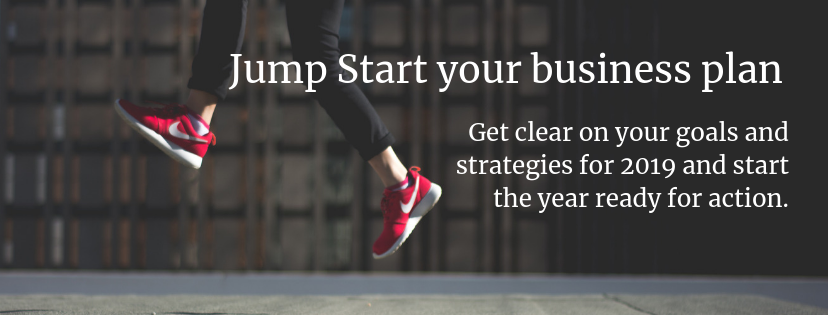 Jump Start your 2019 business plan with Lucy Stanyer www.lucystanyerlifecoach.com