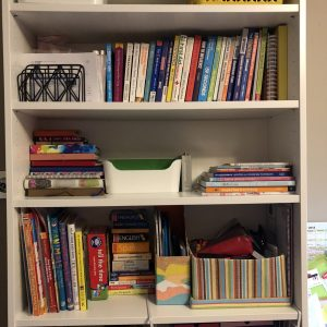 KonMari shelves lucystanyerlifecoach.com blog declutter for clarity