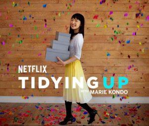 MarieKondo_Netflix show image